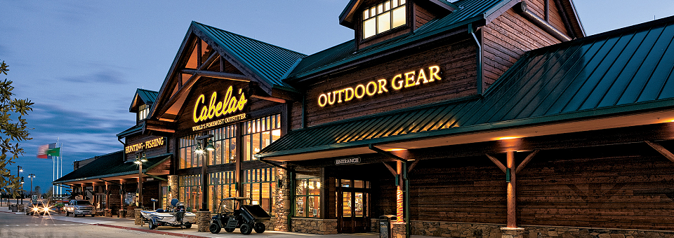 Cabela's Ready to Build New Store in Tualatin, Oregon