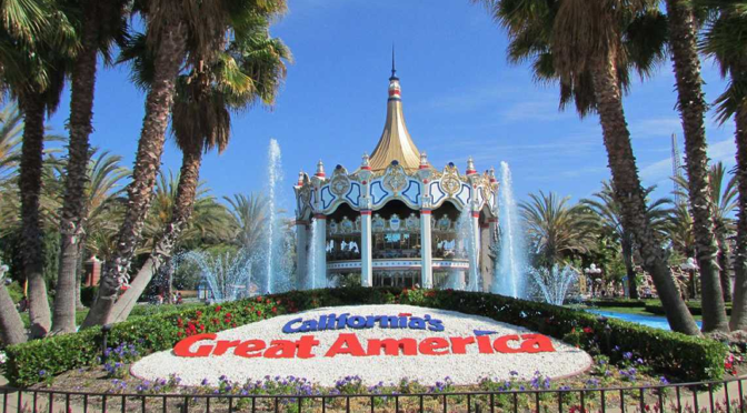 California's Great America To Host July 4 Fireworks