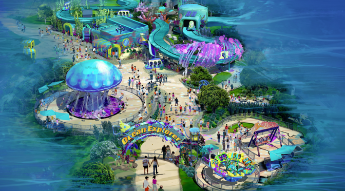 San Diego's Seaworld Unveils Major New Attractions for 2017