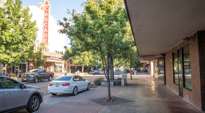 Top Hot Spots in Downtown Redding, California