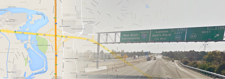 Overnight Stop - Redding, California | I-5 Exit Guide