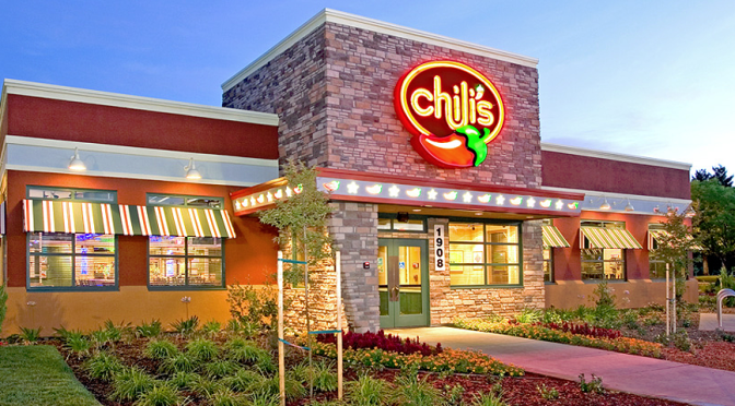 Chili's Grill and Bar | I-5 Exit Guide