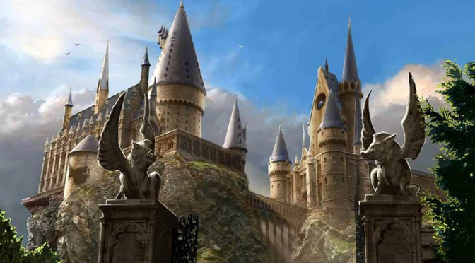 The Wizarding World of Harry Potter Opens April 7, 2016 at Universal Studios Hollywood