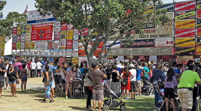 BBQ, Live Music and Stand-Up Comedy All at the Long Beach BBQ Festival