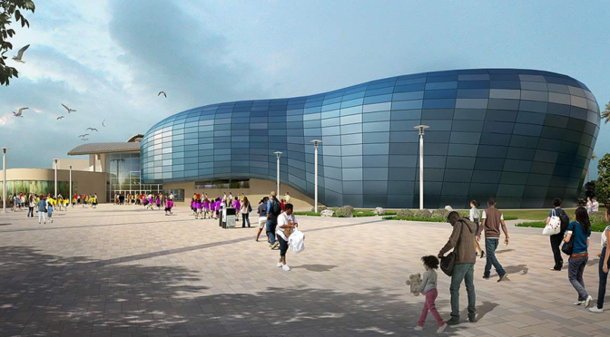 Aquarium of the Pacific Major Expansion Groundbreaking